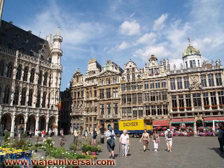 Belgica Plaza Mayor Plaza Mayor de Bruselas