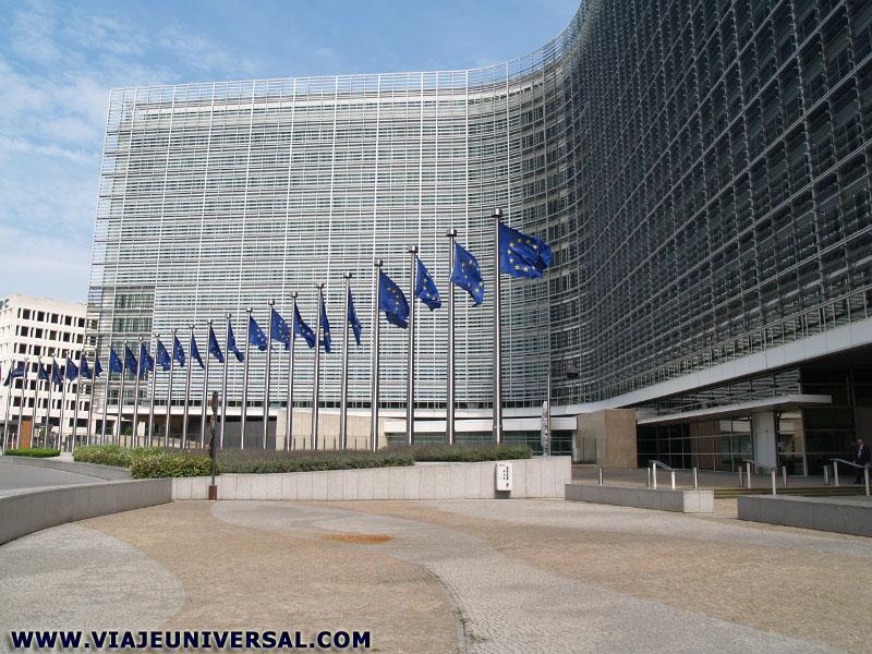 Parlamento europeo de bruselas belgica for Foto del parlamento