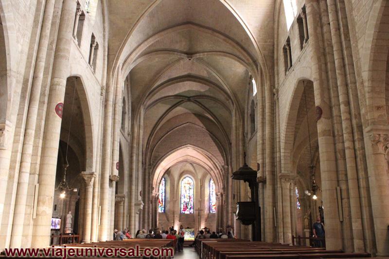 Nave Iglesia De Saint