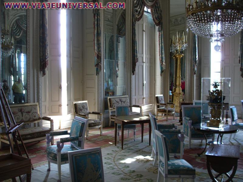 Salon de los espejos 1 gran trianon palacio de versalles for Salon los espejos