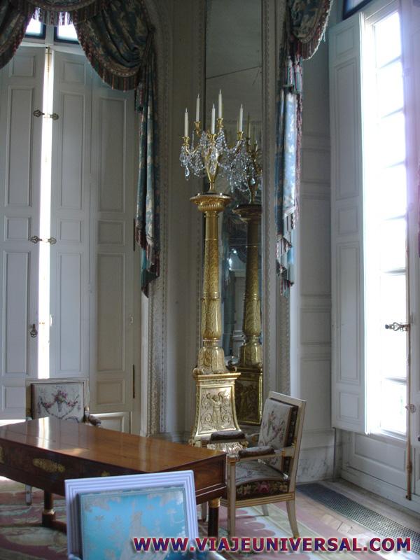 Salon de los espejos 2 gran trianon palacio de versalles for Salon los espejos