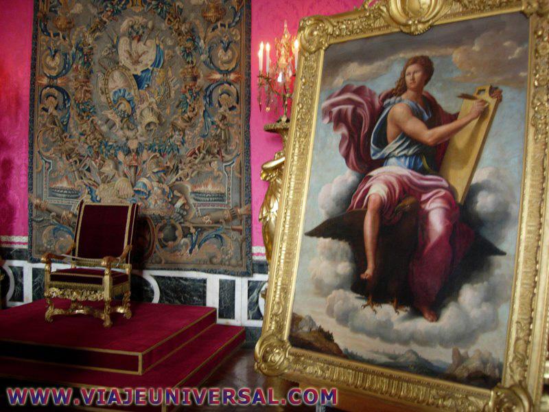 Fotografia salon de apolo palacio de versalles paris - Salon de the paris 9 ...