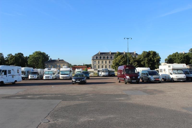 parking de autocaravanas en vincennes de par s francia. Black Bedroom Furniture Sets. Home Design Ideas
