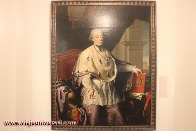 """""""Retrato del Príncipe obispo Emanuele Maria Thun"""" 562cec4f62c"""