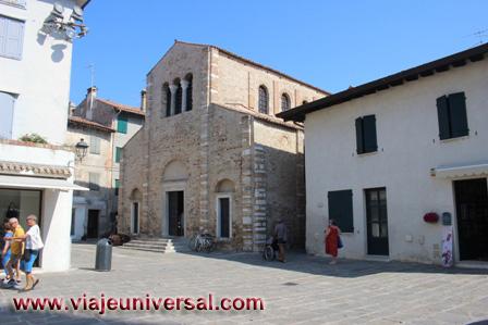 Basílica de Santa Maria delle Grazie de Grado (Italia) 18c7adc5e7d