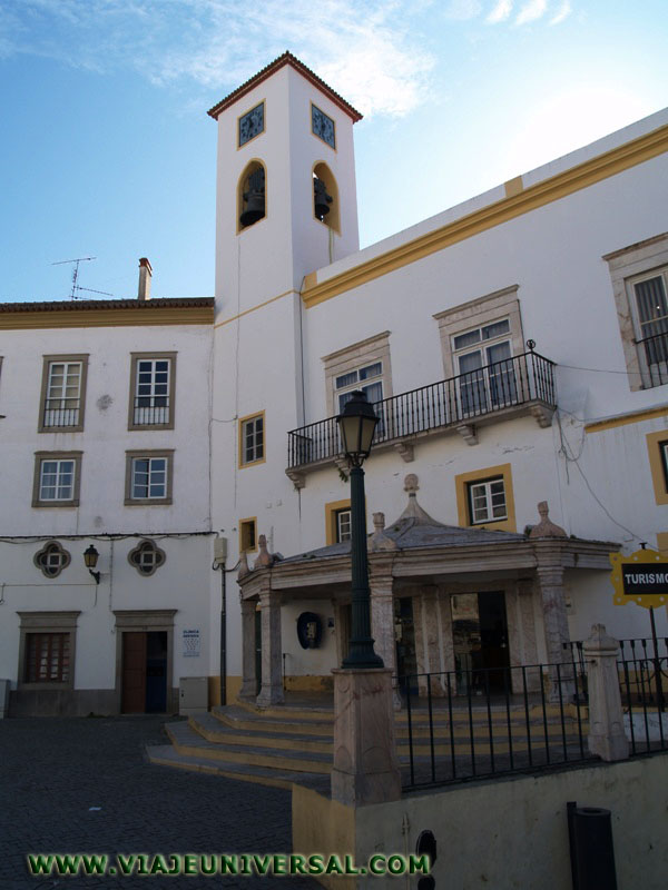 oficina de turismo en elvas portugal