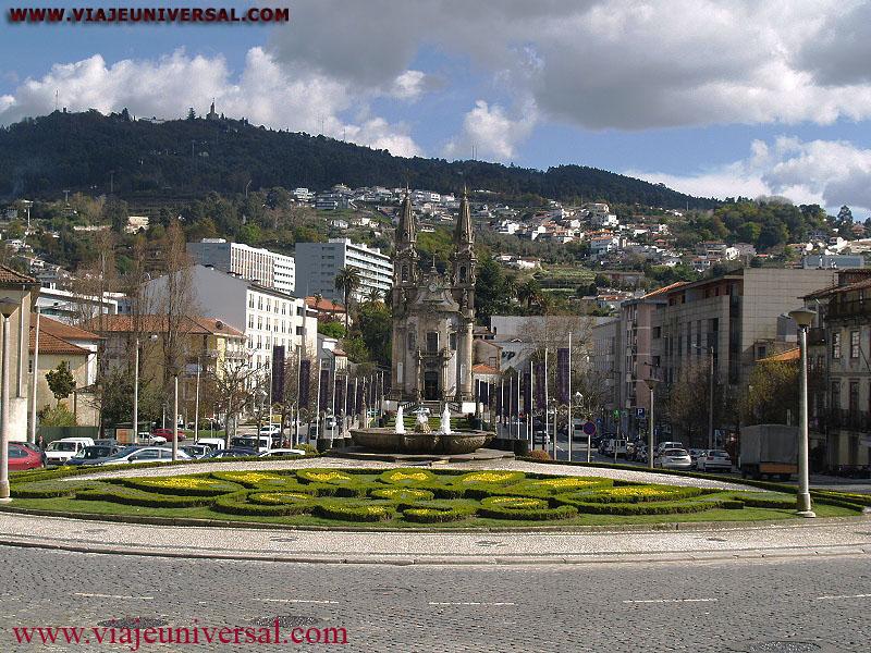 Guimaraes Portugal  city photos gallery : Ciudad de Guimaraes Portugal