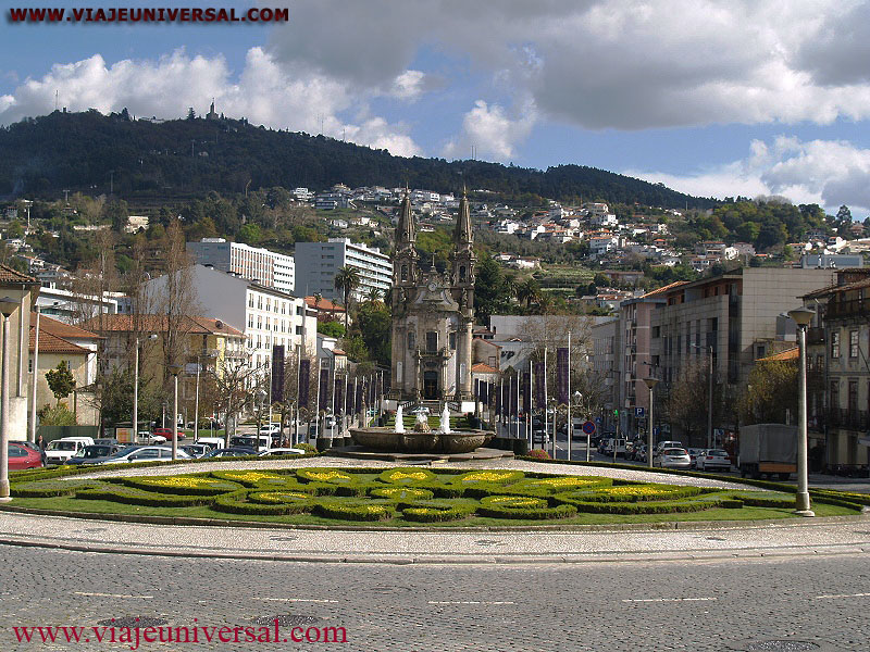Guimaraes Portugal  city photos : Ciudad de Guimaraes Portugal