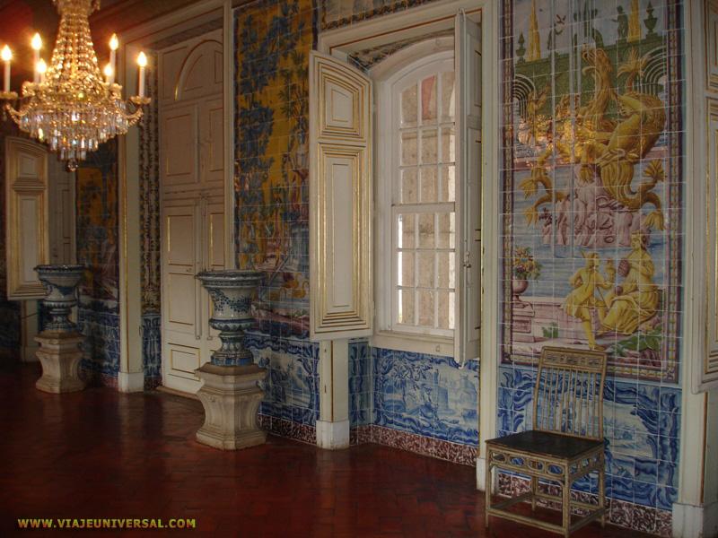 Fotografia Pasillo De Manga O De Los Azulejos Palacio De