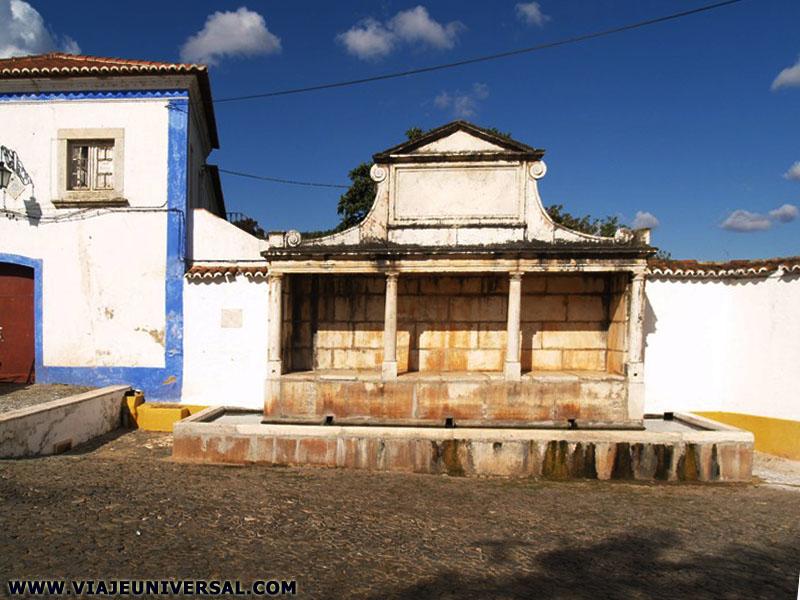 Vila Vicosa Portugal  city images : ABREVADERO DE LA CIUDAD DE VILA VIÇOSA, PORTUGAL