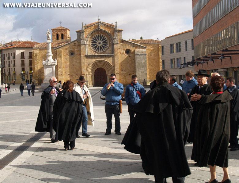 Provincia Ávila (España) Leon