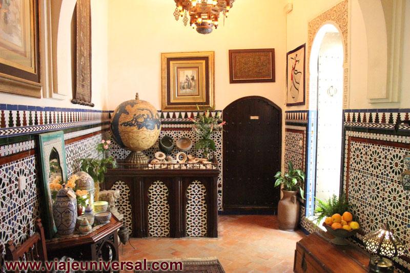 Casa andalus en la ciudad de c rdoba for Casa azulejos cordoba