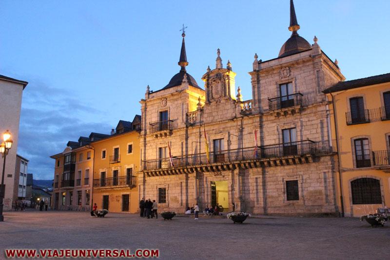 Ponferrada Spain  city photo : PONFERRADA EN LA PROVINCIA DE LEÓN, ESPAÑA
