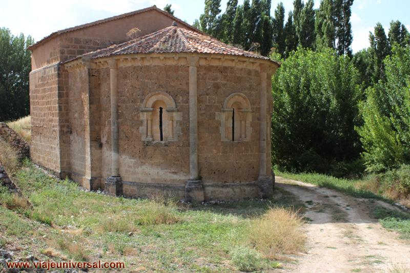Resultado de imagen de Ermita de San Vicente de Fuentesoto