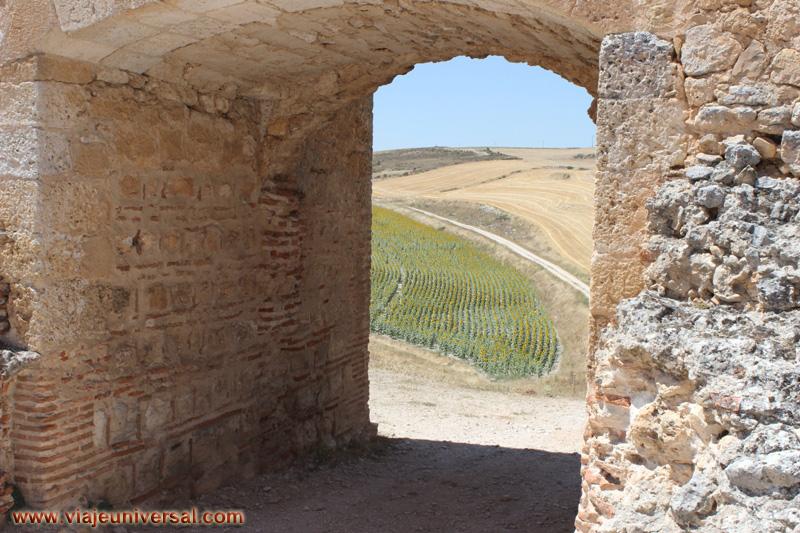Puerta de alfonso viii de fuentidue a segovia espa a - Puerta de segovia ...