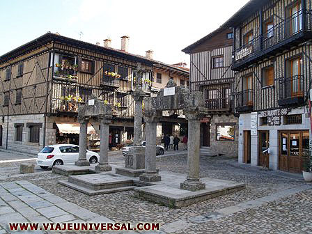 Blog viaje por la alberca y vila espa a for Alberca pueblo de salamanca