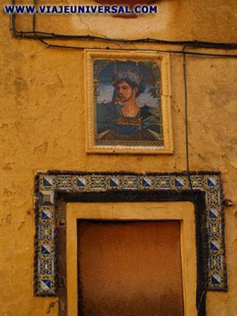 Blog del viaje por los pueblos m s bonitos de andaluc a for El rey de los azulejos
