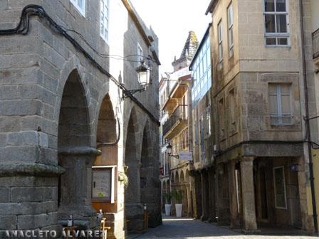 Blog del viaje por galicia espa a for Inmobiliarias en noia