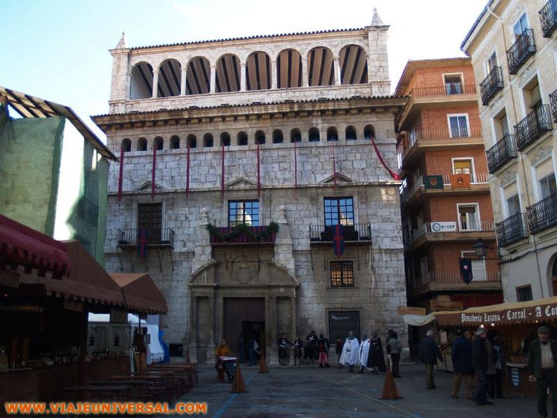 Museo provincial de teruel espa a - La casa del cura teruel ...