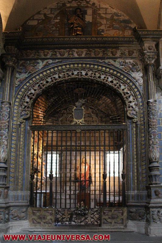 Capilla de san pablo catedral de zamora provincia zamora for Catedral de zamora interior