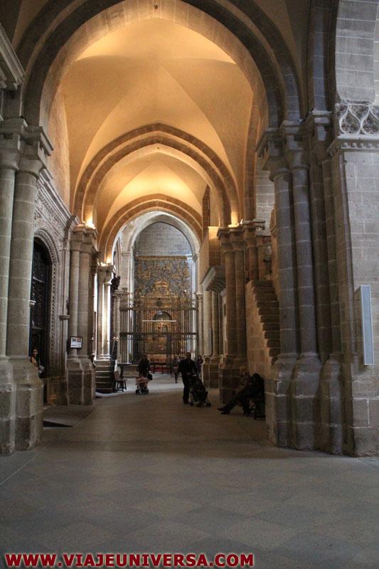 Nave evangelio catedral de zamora provincia zamora espa a for Catedral de zamora interior