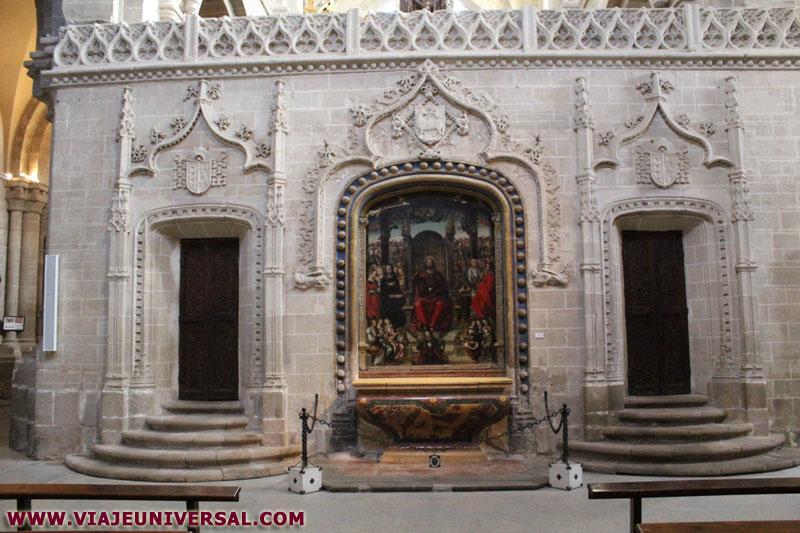 Trascoro catedral de zamora provincia zamora espa a for Catedral de zamora interior