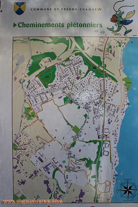 Mapas gratis de Ginebra - Gu a Low Cost